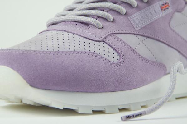 Reebok Pastels Purple Oasis x Size 05