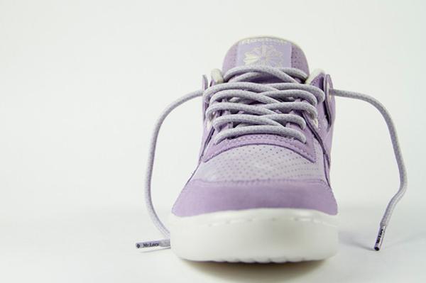 Reebok Pastels Purple Oasis x Size 06