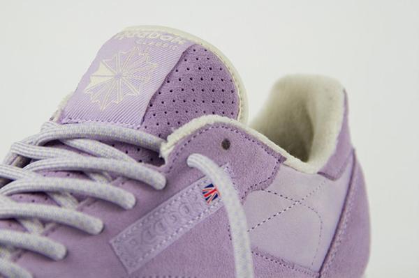 Reebok Pastels Purple Oasis x Size 07