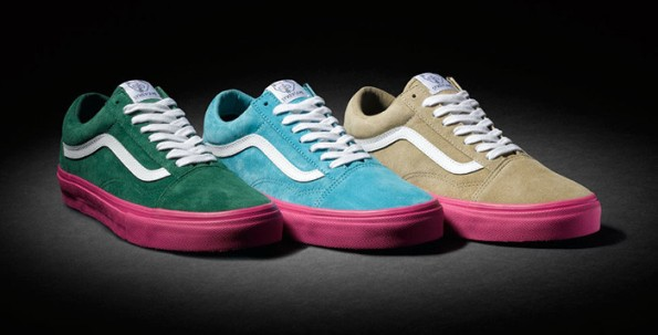 Vans Syndicate Old Skool Pro S x Tyler, The Creator y ODD Future 01