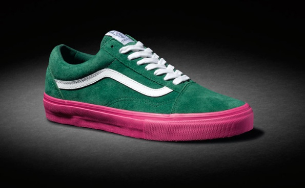 Vans Syndicate Old Skool Pro S x Tyler, The Creator y ODD Future 02