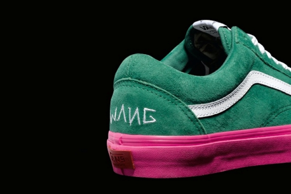 Vans Syndicate Old Skool Pro S x Tyler, The Creator y ODD Future 05