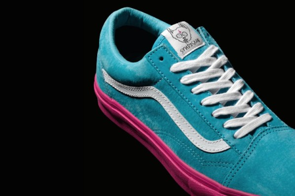Vans Syndicate Old Skool Pro S x Tyler, The Creator y ODD Future 06