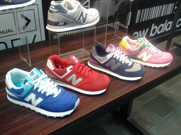 new balance outlet santiago