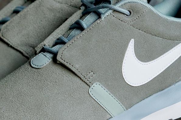 Nike Roshe Run NM Cool Grey Suede 03
