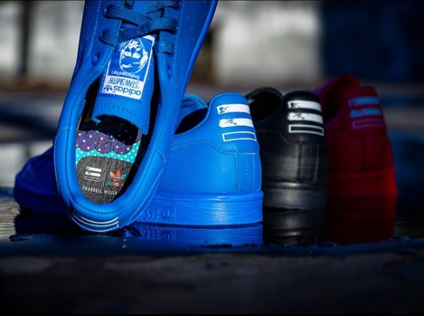Adidas Stan Smith Solid Pack x Pharrell 04