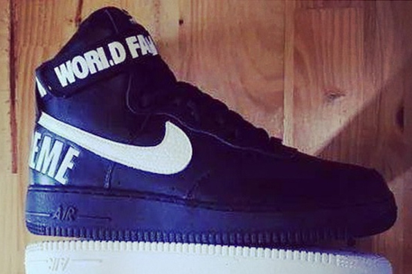 Nike Air Force 1 Pack x Supreme 05