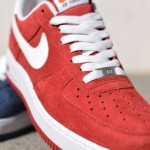 "Nike Air Force 1 ""Suede Pack"""