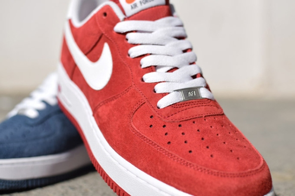 Nike Air Force 1 Suede Pack 01
