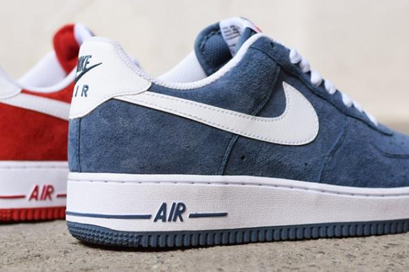 Nike Air Force 1 Suede Pack 06