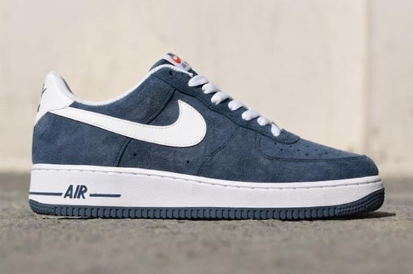 Nike Air Force 1 Suede Pack 08