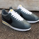 "Nike Cortez Nylon ""Grey/Black/White"""