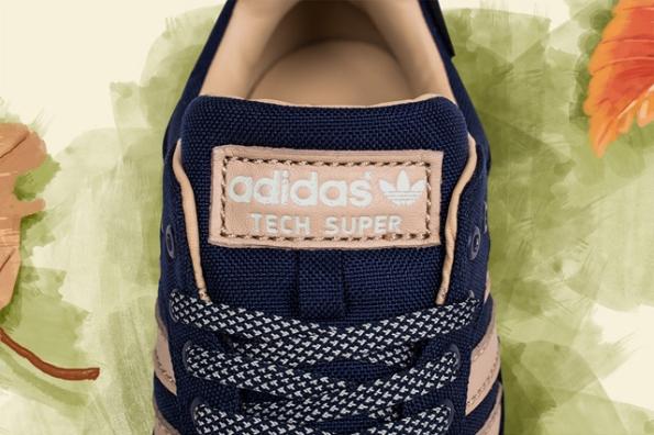 Adidas Tech Super Autumn Stories x Sneakersnstuff 04