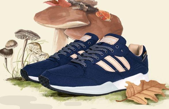 Adidas Tech Super Autumn Stories x Sneakersnstuff 09