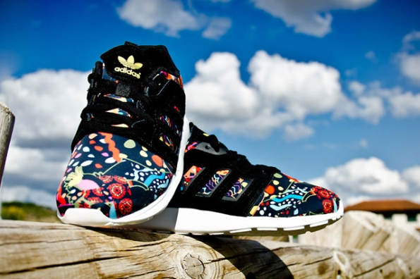 Adidas ZX 500 2.0 Floral 01