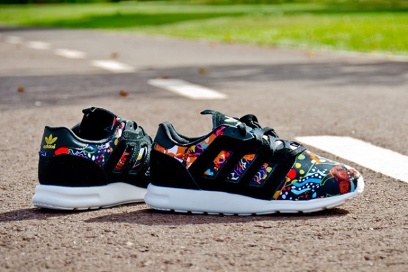 Adidas ZX 500 2.0 Floral 02