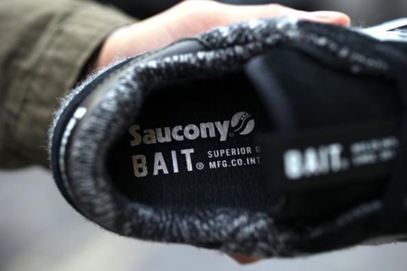 Saucony Shadow Cruel World 3 x BAIT 02