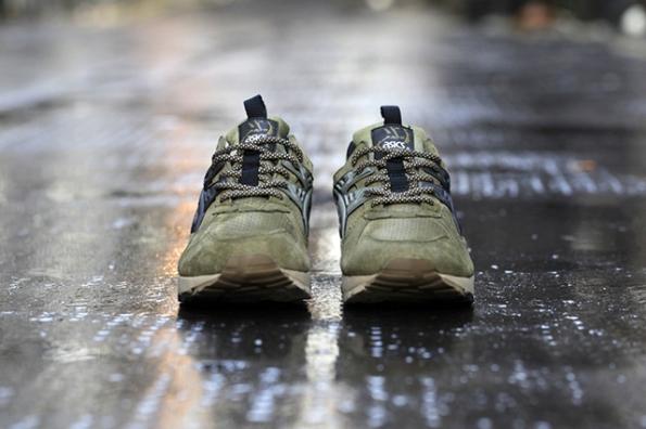 Asics Gel Kayano x Foot Patrol 06