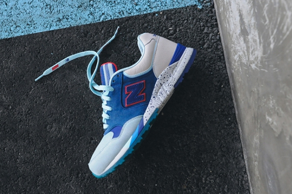 New Balance 850 Brooklyn Bridge x Ronnie Fieg 01
