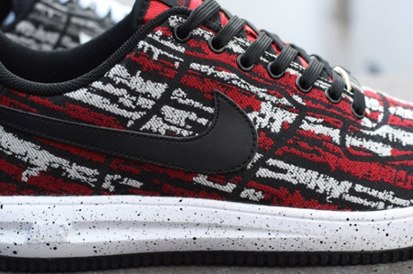 Nike Lunar Force 1 Holiday Pack Jacquard 05
