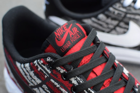 Nike Lunar Force 1 Holiday Pack Jacquard 06