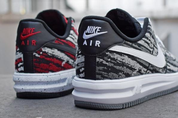 Nike Lunar Force 1 Holiday Pack Jacquard 07
