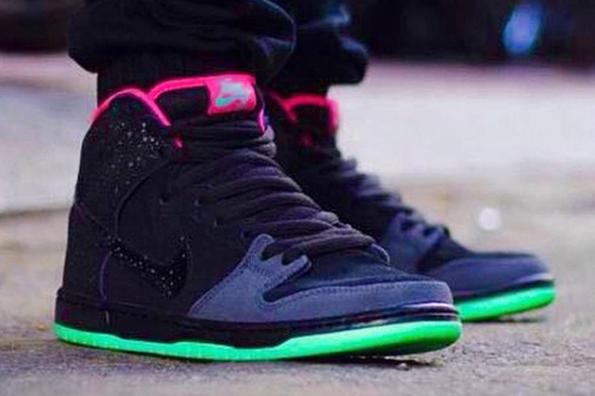 Nike SB Dunk High Northern Light 01