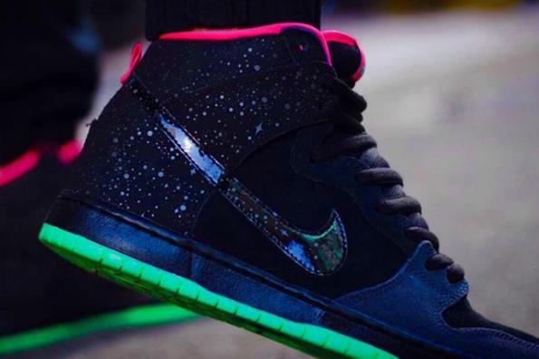 Nike SB Dunk High Northern Light 03