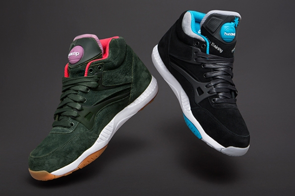 Reebok Pump AXT Pack x The Hundreds Cold Waters 01