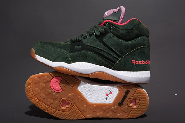 Reebok Pump AXT Pack x The Hundreds Cold Waters 04