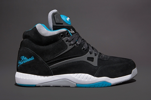 Reebok Pump AXT Pack x The Hundreds Cold Waters 05