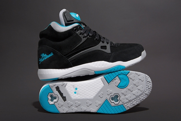 Reebok Pump AXT Pack x The Hundreds Cold Waters 07