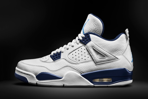 Air Jordan Retro IV Columbia 01
