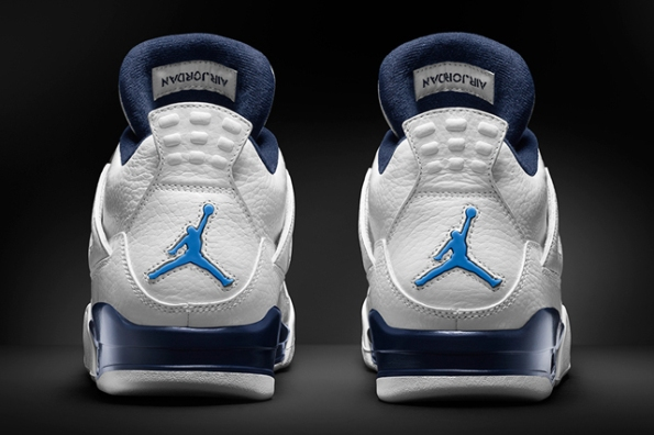 Air Jordan Retro IV Columbia 03