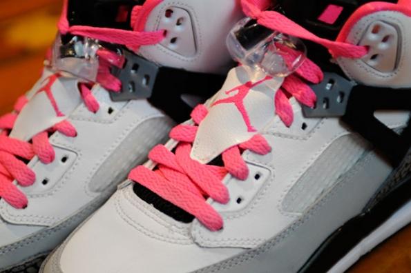 Air Jordan Spizike GS Hyper Pink 03