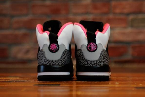 Air Jordan Spizike GS Hyper Pink 05