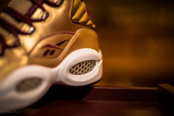 Reebok Question Mid x Packer Shoes Saint Anthony 05