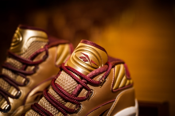 Reebok Question Mid x Packer Shoes Saint Anthony 06