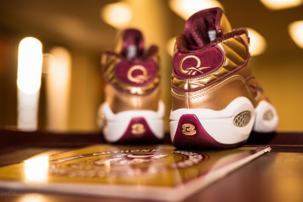 Reebok Question Mid x Packer Shoes Saint Anthony 08