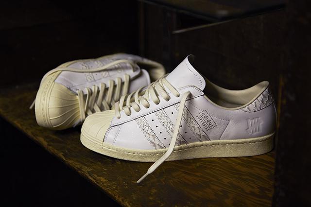 Adidas Consortium Superstar x Undefeated 10 Aniversario 01