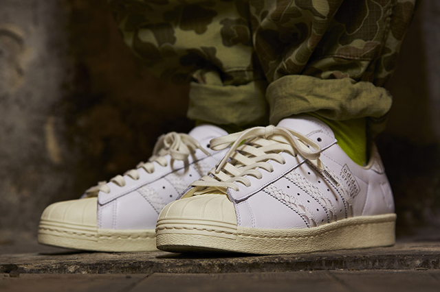 Adidas Consortium Superstar x Undefeated 10 Aniversario 02