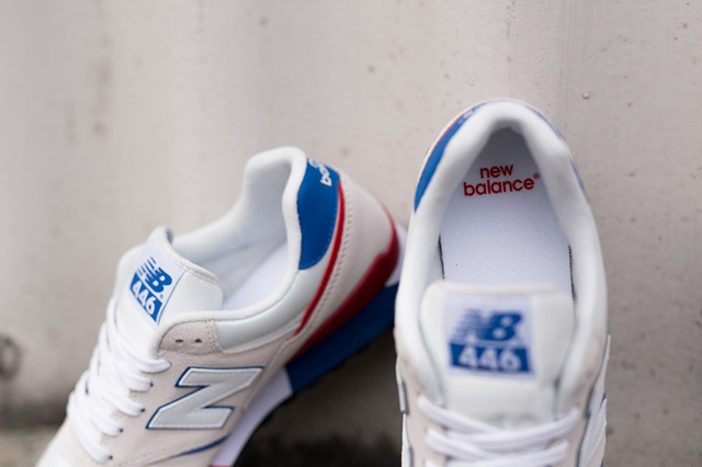 New Balance 446 OFF White Red Blue 03
