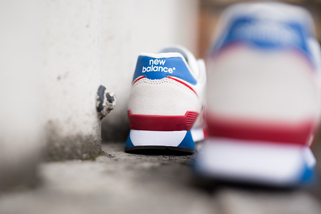 New Balance 446 OFF White Red Blue 05