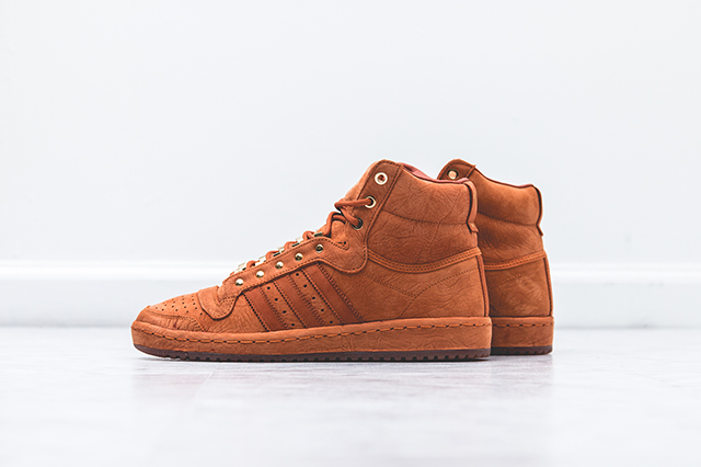 Adidas Top Ten Hi Fox Red 02