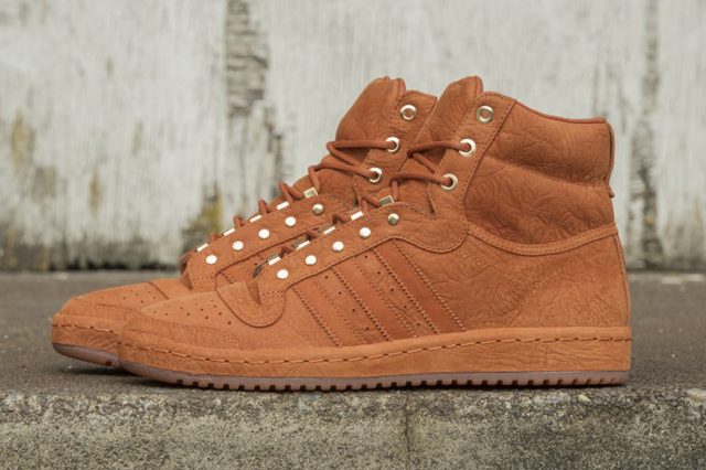 Adidas Top Ten Hi Fox Red 03