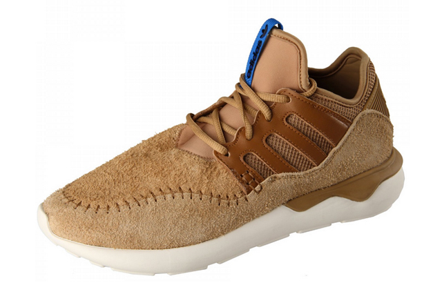 Adidas Tubular MOC Runner Brown 01