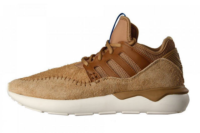Adidas Tubular MOC Runner Brown 03