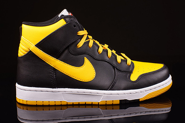 Nike Dunk High University Gold 03