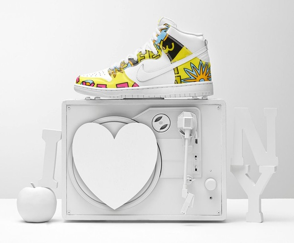 Nike Dunk SB De La Soul 01