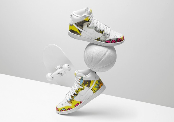 Nike Dunk SB De La Soul 02